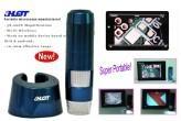 Portable USB AdjustableWIFI 200X Digital Microscope with LED Illumination