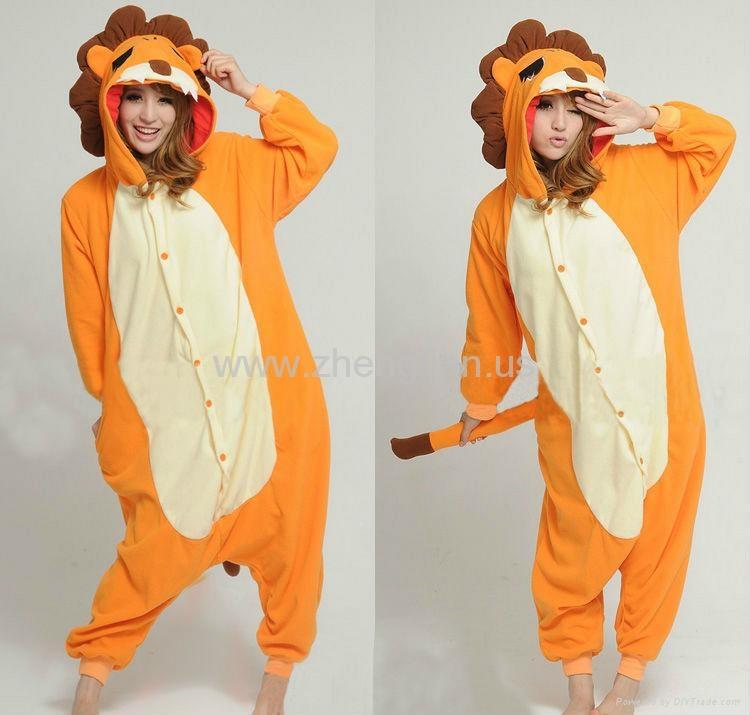 930ab4d81a ... Unisex Kigurumi Pajamas Party Cosplay Anime Costumes Animal Onesie  Pyjamas S~XL 5