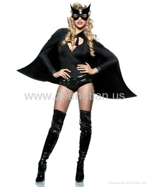 Female Women Adult Licensed Superhero Fancy Dress Costume