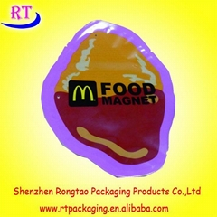 opp/cpp compound bag for packing toy