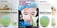 YMA-683601 Mini Essential Oil SPA Machine/facial sauna device