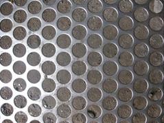 不锈钢冲孔网筛