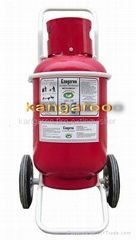 50kg powder fire extinguisher