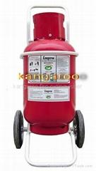 50kg powder fire extinguisher