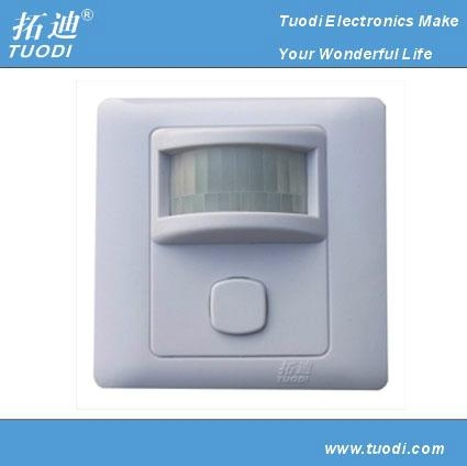 bathroom motion sensor light switch pir motion sensor light switch bathroom tdl 2180 tuodi 22269