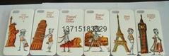 iphone5imd工艺铁塔系列保护壳保护套