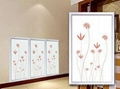 Healthy fast heating wall mounted carbon crystal heater panel