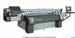 UV Flatbed Printer Konica KM1024/512 UV printhead MT-HF2516