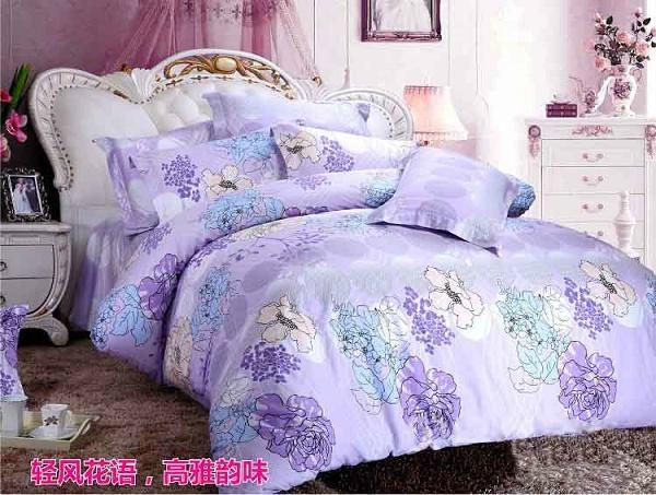 时尚浪漫家纺床上用品 4