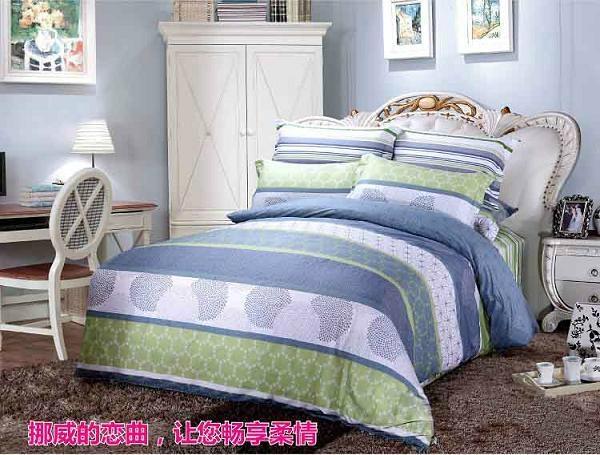 时尚浪漫家纺床上用品 5