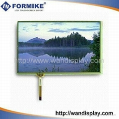 7 Inch TFT LCD Panel Landscape with Touch Screen