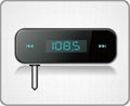 T01 UEC CAR CHARGER / FM TRANSMITTER