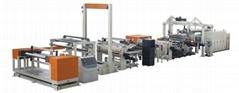 PC、PMMA光學片材生產線