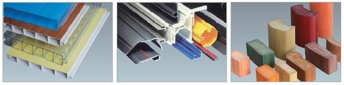 型材pvc擠出生產線 3