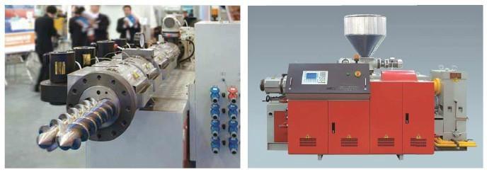 PVC管材擠出生產線 1