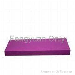 MDF wooden floating shelf home cube sage she  es home deocration