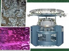 new Single Jersey Computerized Jacquard Knitting Machine