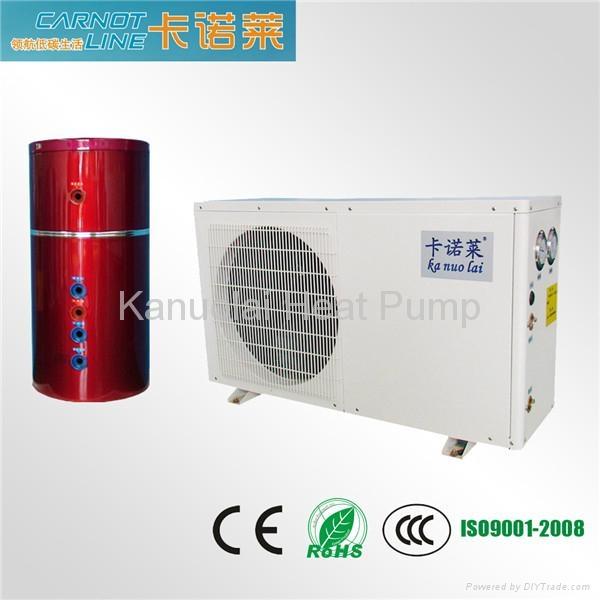 Frostless Domestic Split type Heat Pump water heater  1