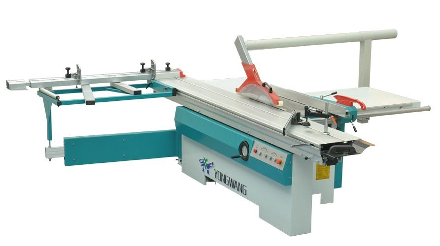 Mj3200 Model Panel Saw Sliding Table Saw With 45 Degree Cutting Yongwang China Woodworking