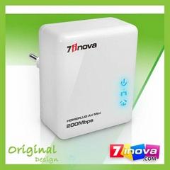 200Mbps Mini Powerline HomePlug