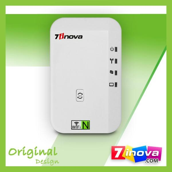 7inova 300Mbps Wall mount Long Distance Wireless Router 1