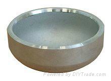 ASME/ANSI B16.9 Alloy Steel Pipe Cap|Beveled Cap Manufacturer|China