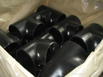 ASTM A234 WPC Butt Welded Straight Tee|Seamless/Welded Tee Exporter 1