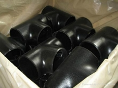 ASTM A234 WPC Butt Welded Straight Tee|Seamless/Welded Tee Exporter