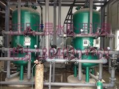 常溫式海綿鐵濾料除氧器