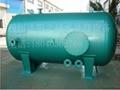 锅炉补水化学除氧器