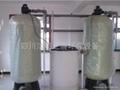 美国康科全自动水力软水器