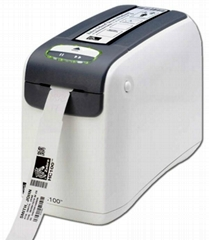 Zebra HC100 Wristband Direct thermal Printer