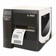 Zebra ZM600 Industrial Direct Thermal Transfer Printer