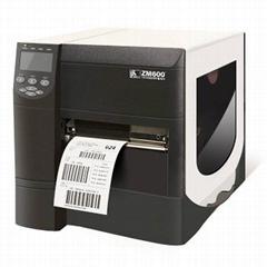 Zebra ZM600 Industrial Direct Thermal Transfer Printer