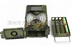 GPRS/MMS/GSM Black Flash Hunting camera