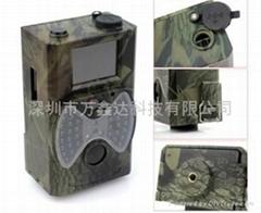 Black Flash Hunting camera