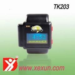 GPS tracker watch / watch GPS tracker