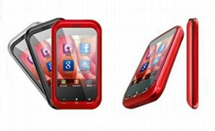 Low Price Phone 2.8 inch Touch Screen Dual SIM Bluetooth PDA K500