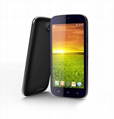 5.0 inch MTK6589 Quad Core Android 4.2 3G Smart Cell Phone, With 8.0MP Camera (Hot Product - 15*)