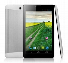 "Newest Low Price 7"" 3G Tablet PC MTK6572 Dual Core Dual SIM Phone Calling Tablet (Hot Product - 10*)"