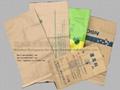 Kraft paper woven bags 1