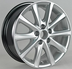 Toyota replica alloy wheels