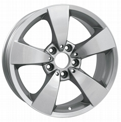 BMW 17 inch replica aluminum alloy wheel