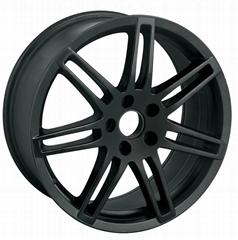 "2014 Volkswagen Replica 17"" Aluminum Alloy Wheels"