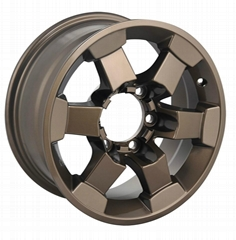 "2013 TOYOTA Replica 16"" Aluminum Alloy Wheels"