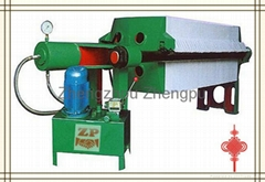 Hydraulic Compact Filter Press