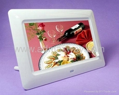 "classic 7"" digital photo frame"