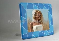 colorful frame 8 inch digital photo frame