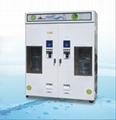 SAV RO Water Vending Machine With Two Vending windows