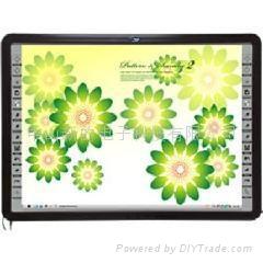 多媒體電子白板 優質環保多媒體電子白板 1